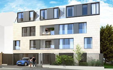 Champs de Mars / Reims - Immobilier neuf Reims