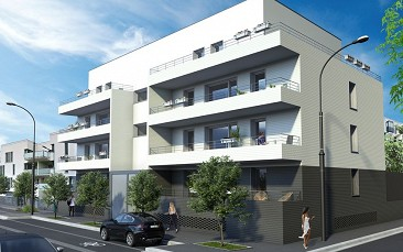 Secteur Cernay / Reims - Immobilier neuf Reims