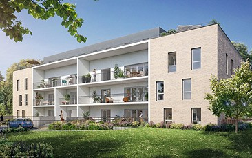 Paul Doumer / Cormontreuil - Immobilier neuf Reims