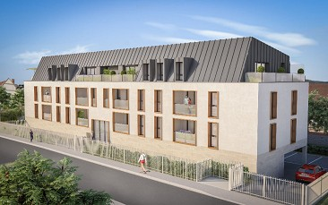 Paul Millot / Saint-Brice-Courcelles - Immobilier neuf Reims