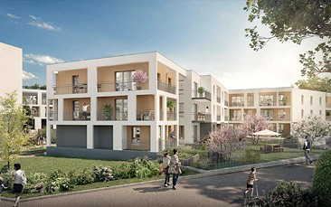 Quartier Cernay / Reims - Immobilier neuf Reims